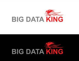 #72 untuk Website and Trade Stand Logo Design - Big Data King oleh jeganr
