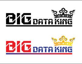 #76 untuk Website and Trade Stand Logo Design - Big Data King oleh supunchinthaka07
