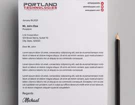 #77 pentru I need to design my compny letterhead de către fazlulkarimfrds9