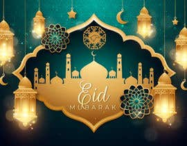 Nro 64 kilpailuun Ramadan, Eid al-Fitr, and Eid al-Adha cards käyttäjältä mdazizulhoq7753