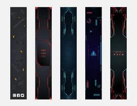 #12 for 5 vertical banner designs af princepolash07