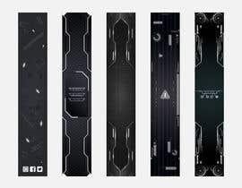 #19 for 5 vertical banner designs af princepolash07