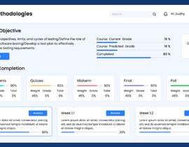 Nro 65 kilpailuun Re-Design a Learning Management System UI käyttäjältä sudhy8