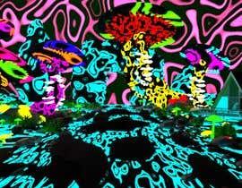 #61 untuk Create Fantasy / Psychedelic 3D Scene Landscape Artwork oleh amitananddddddd