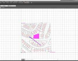 nº 9 pour DWG : Site plan with detailled context drawing (28.000m²) par SHUVOMOHANTO623