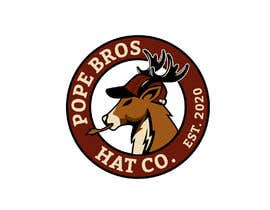 #117 cho Design a logo for my hat company bởi eudelia