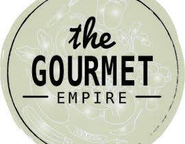 #15 para Develop a Corporate Identity for The Gourmet Empire por kellieola
