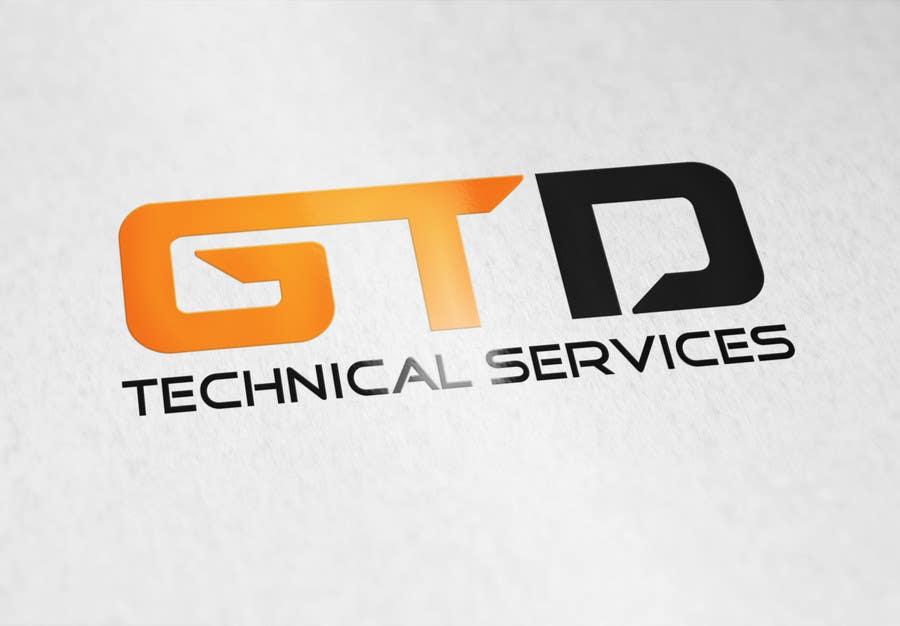Inscrição nº 99 do Concurso para Design a Logo for GTD