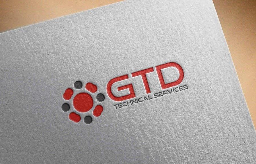Inscrição nº 89 do Concurso para Design a Logo for GTD