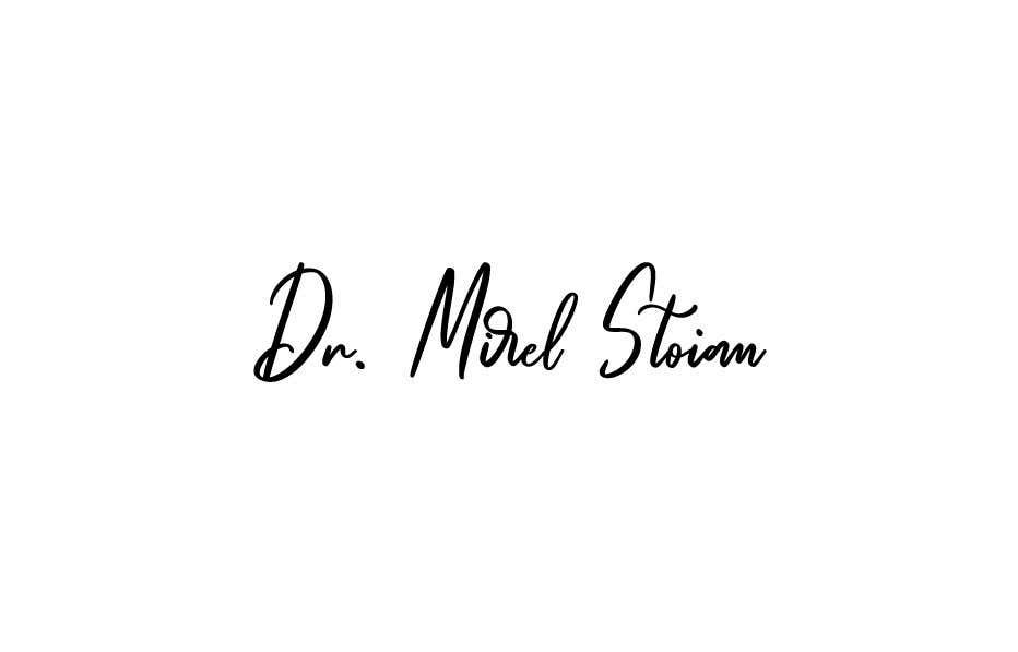 Kilpailutyö #                                        263                                      kilpailussa                                         Dr. Mirel Stoian signature