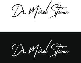Nro 4 kilpailuun Dr. Mirel Stoian signature käyttäjältä ewinzrabadoy