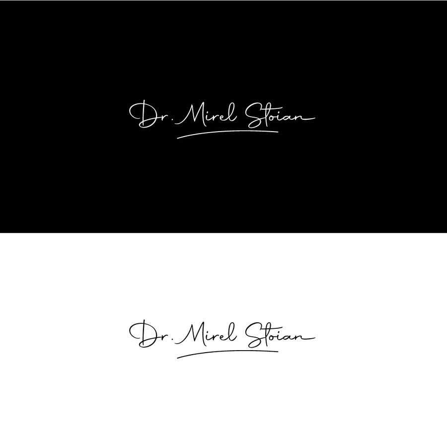 Kilpailutyö #                                        225                                      kilpailussa                                         Dr. Mirel Stoian signature