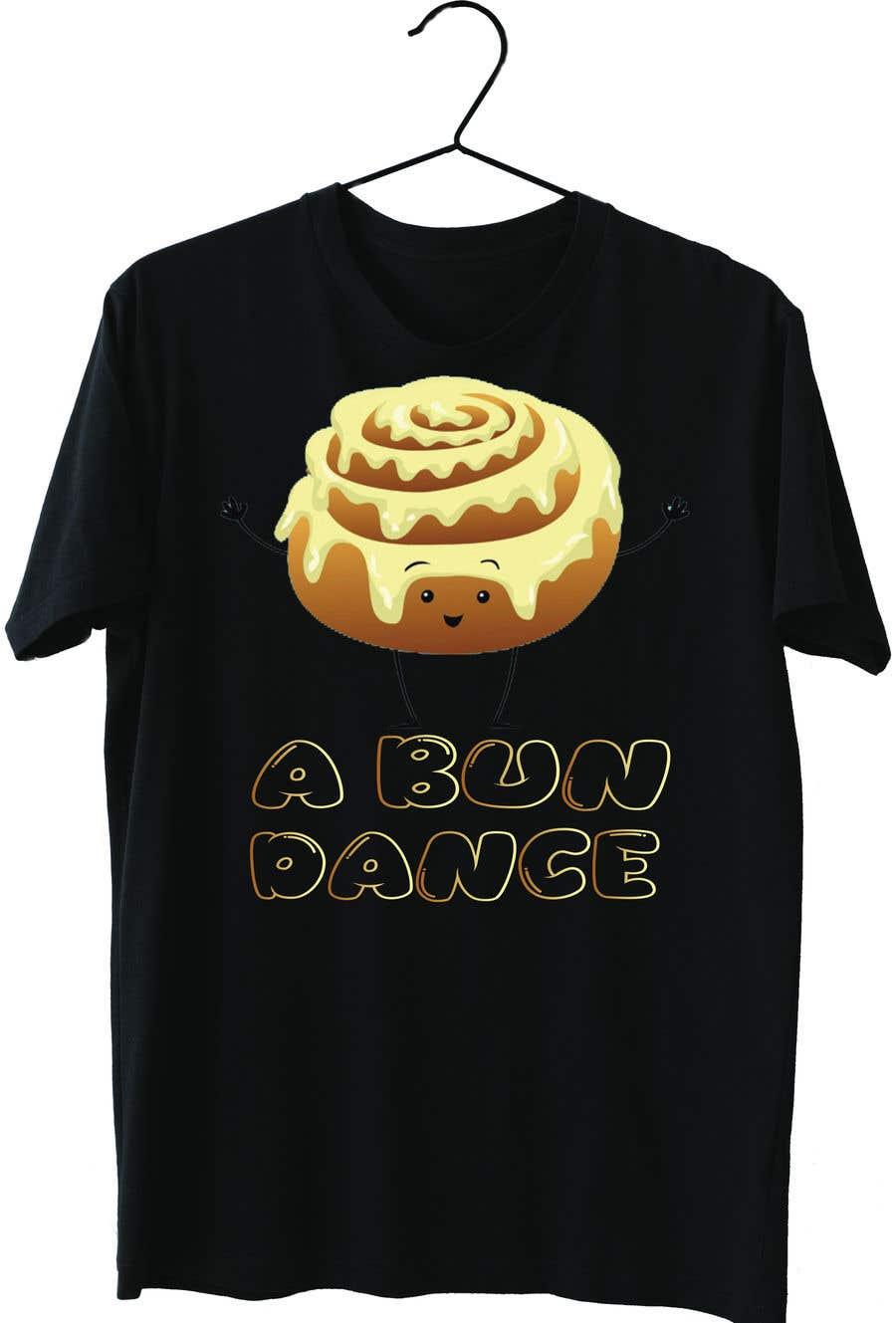 Bài tham dự cuộc thi #                                        12                                      cho                                         A Bun Dance Graphic Design T-Shirt