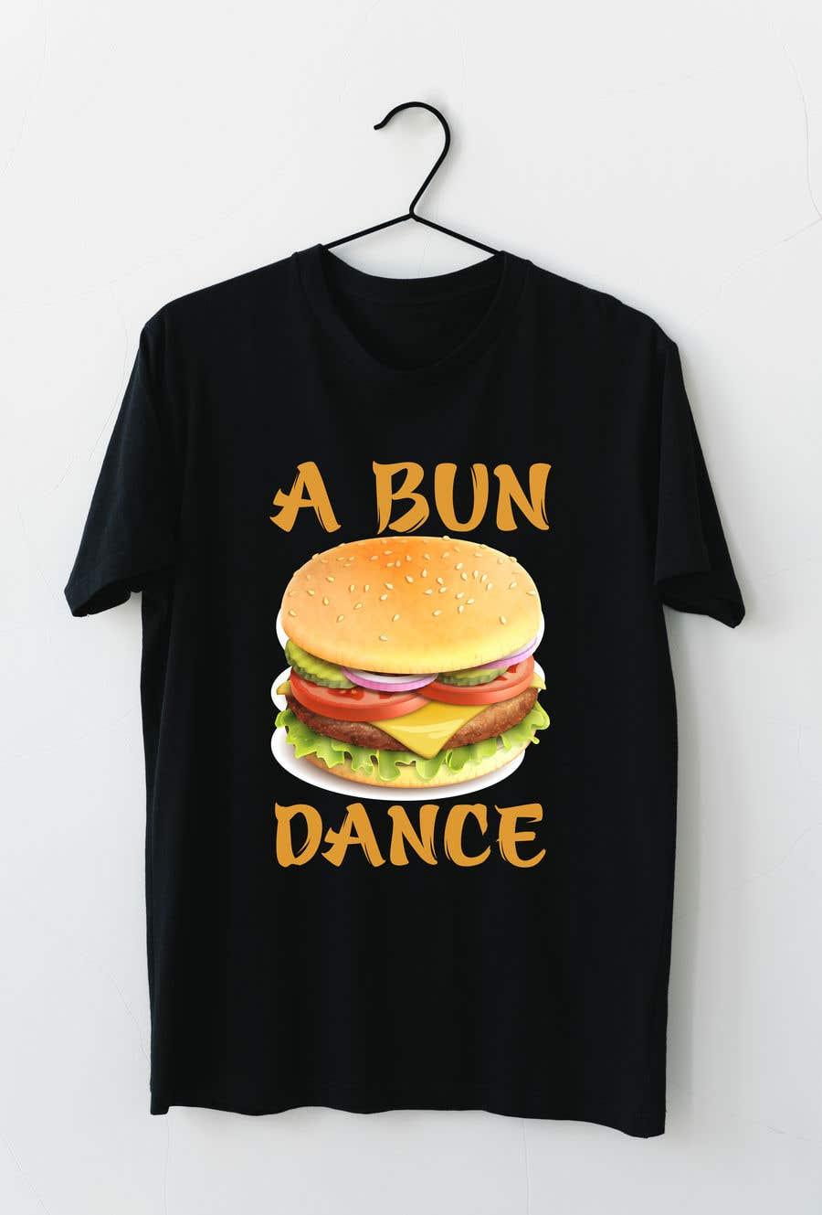 Bài tham dự cuộc thi #                                        14                                      cho                                         A Bun Dance Graphic Design T-Shirt