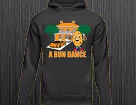 #48 untuk A Bun Dance Graphic Design T-Shirt oleh azmiridesign