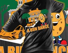 #49 untuk A Bun Dance Graphic Design T-Shirt oleh azmiridesign