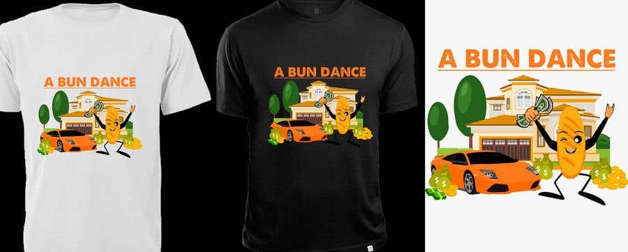 Bài tham dự cuộc thi #                                        31                                      cho                                         A Bun Dance Graphic Design T-Shirt