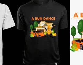 #31 untuk A Bun Dance Graphic Design T-Shirt oleh shatabdi3626