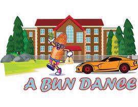 #43 untuk A Bun Dance Graphic Design T-Shirt oleh rashedul1012