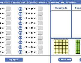 Nro 19 kilpailuun Contest - Redesign 1 page Math Sheet käyttäjältä yesminmumu