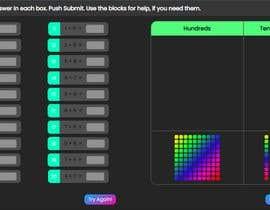 Nro 29 kilpailuun Contest - Redesign 1 page Math Sheet käyttäjältä properdeveloper