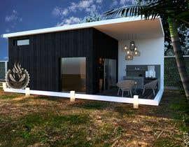 nº 47 pour Design garage and shed into living space par Ikramus007