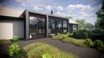 Proposition n° 18 du concours 3D Rendering pour Design garage and shed into living space