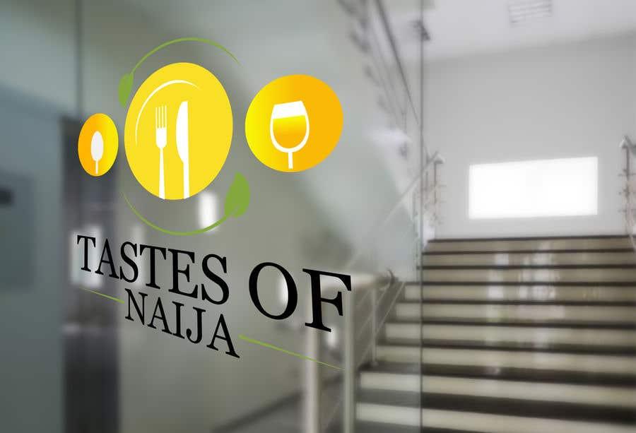 Kilpailutyö #                                        210                                      kilpailussa                                         Food Catering Company Logo
