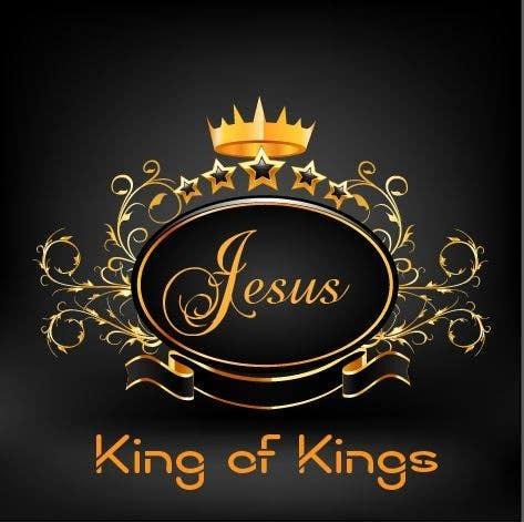 Konkurrenceindlæg #                                        2                                      for                                         Design a T-Shirt for Jesus King of Kings