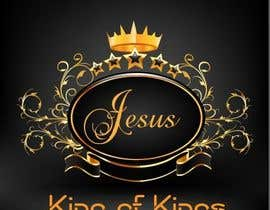 nº 2 pour Design a T-Shirt for Jesus King of Kings par shalusheeba