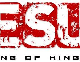 nº 18 pour Design a T-Shirt for Jesus King of Kings par shalusheeba