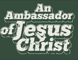 #20 for Design a T-Shirt for an Ambassador af milanlazic