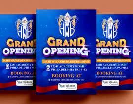 #9 for Grand Opening Barbershop af alakram420