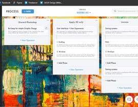 rabbibepari0 tarafından UI/UX Design (WebApp / Mobile) için no 10