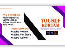 #36 for I need profissional banner for my cover photo in freelancer website by nawazbhatti380