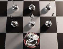 #72 cho Design 7 chess pieces, 3d print ready models. bởi RaoufMebarkia