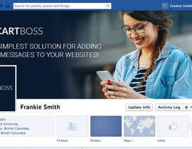 #98 for Facebook banner for SAAS company by malindalasantha