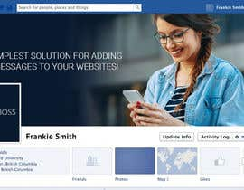 #99 for Facebook banner for SAAS company by malindalasantha