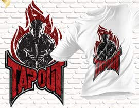 #13 for Modern T-shirt Design. Wrestling and Karate theme! by rashedul1012