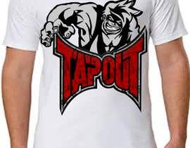 #12 for Modern T-shirt Design. Wrestling and Karate theme! by Animira