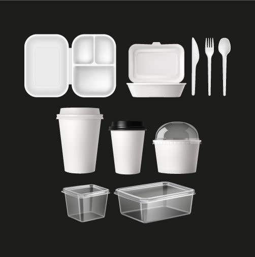 Contest Entry #                                        32                                      for                                         Product Design Concept for incorporating Fork, Spoon, and Knife into disposable food packaging