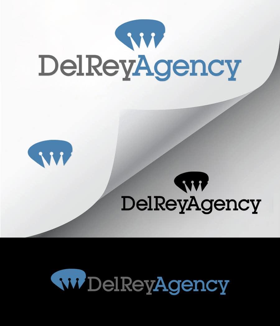 Bài tham dự cuộc thi #53 cho Design a logo for delreyagency.com