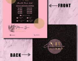 #36 untuk 29979/ 4x4 square gloss free flyer 50 / design help - Sandy oleh uali2407
