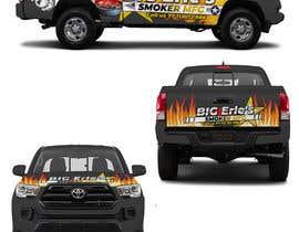 #30 для Truck Graphics For BBQ Pit Manufacture от xskrtzx