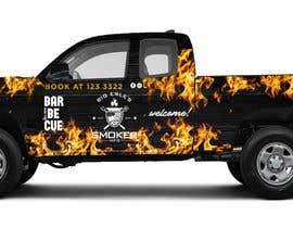 #24 для Truck Graphics For BBQ Pit Manufacture от rakibhimel62201