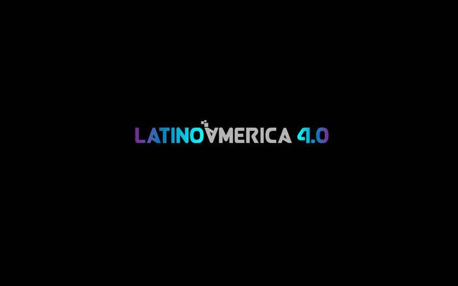 Participación en el concurso Nro.                                        40                                      para                                         LOGO LATINOAMERICA 4.0