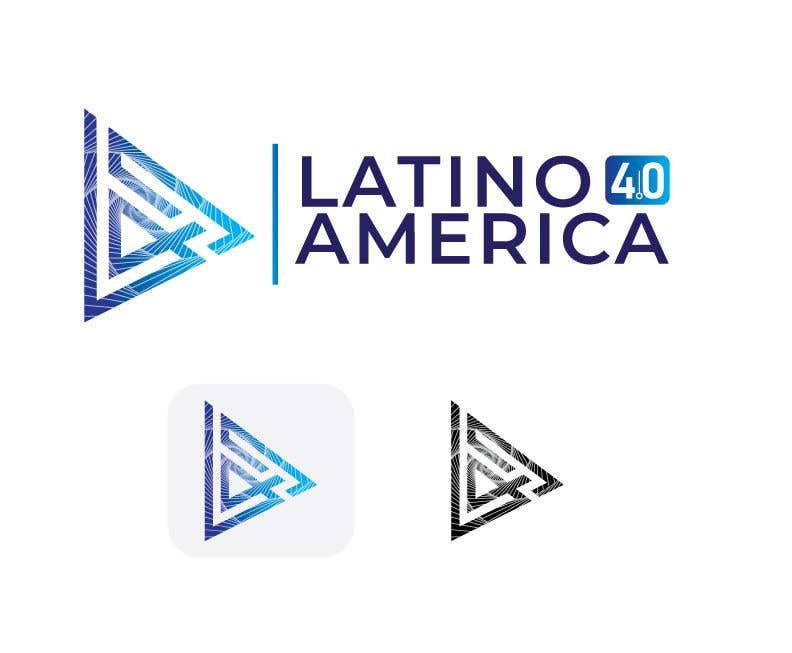 Participación en el concurso Nro.                                        82                                      para                                         LOGO LATINOAMERICA 4.0