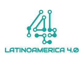 #48 para LOGO LATINOAMERICA 4.0 de tkundu214
