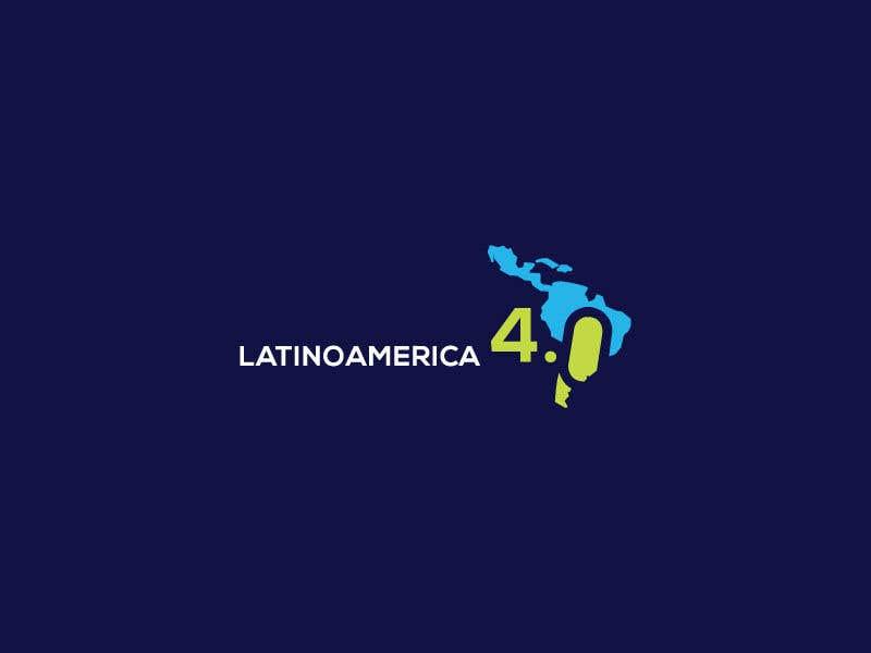 Participación en el concurso Nro.                                        37                                      para                                         LOGO LATINOAMERICA 4.0