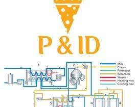nº 5 pour design a P&ID par joicyarockiaraj